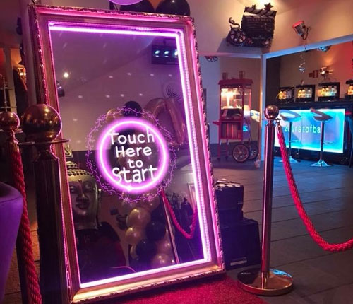photo booth hire in dandenong