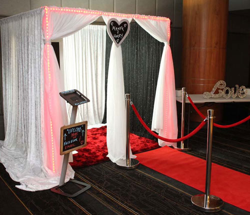 Photo booth hire Brighton