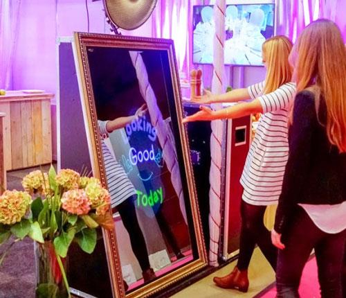mirror photo booth dandenong