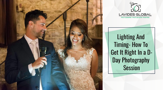 Lighting And Timing- How To Get It Right In a D-Day Photography Session
