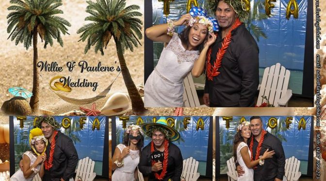 "End-To-End Wedding Photo Booth Arrangements in Melbourne from ""Lavides Global"""
