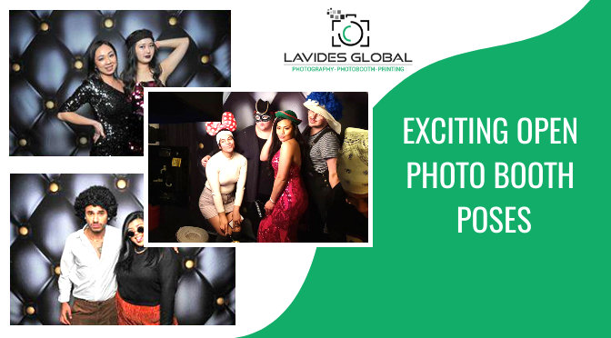3 Exciting Open Photo Booth Poses You Must Try On Your Friend's Wedding