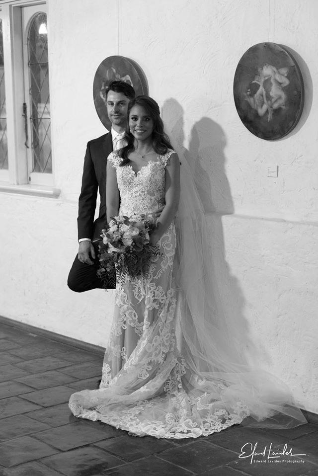 wedding Monochrome Photo