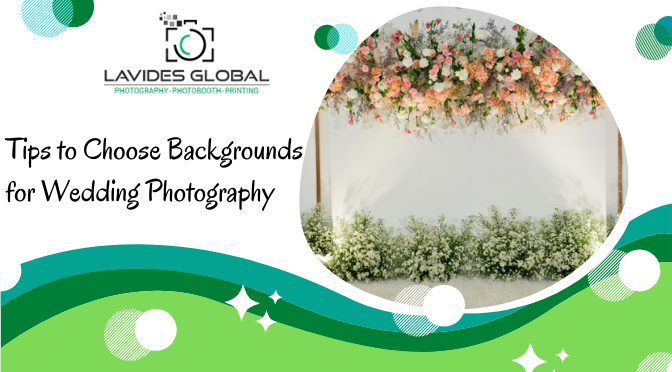 How to Choose Backgrounds for Wedding Photography in St Kilda?