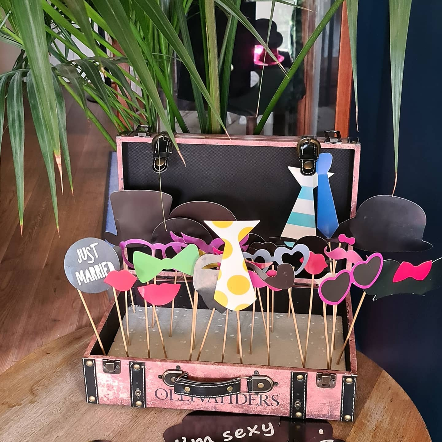 Customised Photo Booth Props